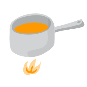 Cooking class icon